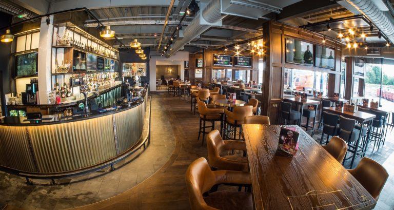 Bradleys Sports Bar, AFC Fylde