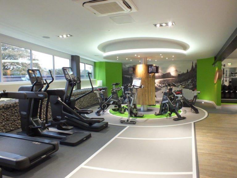 Gym, Ribby Hall Village