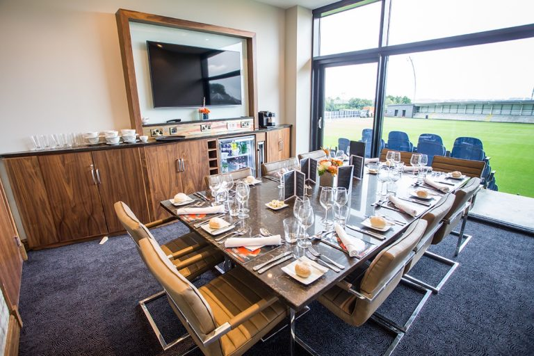Churchill's Conference & Function Suite & Directors Box, AFC Fylde
